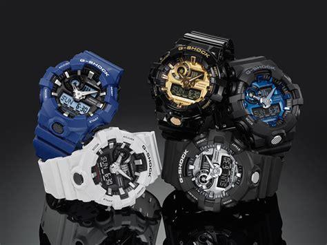Jam Tangan Pria G Shock Ga 700 7a Original Garansi Resmi g shock ga 710 garish color series with metallic blue ga 700 7a white ga 700 7a g