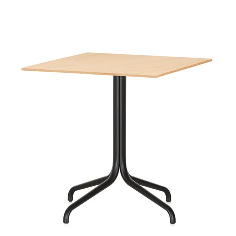 bistro bench belleville bistro table by vitra in the home design shop