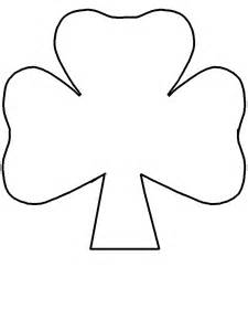 shamrock template printable free printable scroll paper cliparts co