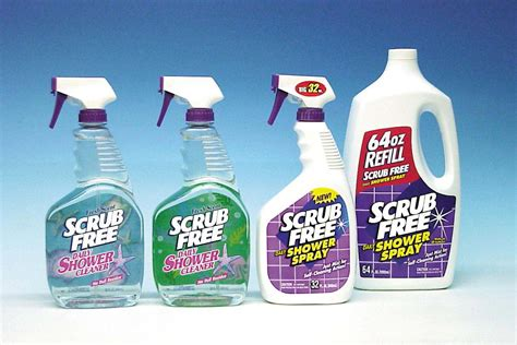 After Shower Spray by Cpsc Benckiser Announce Recall Of Scrub Free Daily Shower