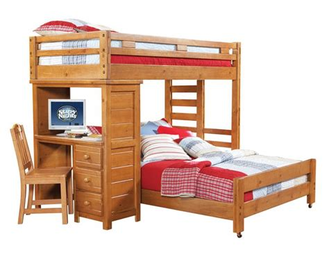 art van loft bed with desk 17 best images about jupiter collection bunk beds on