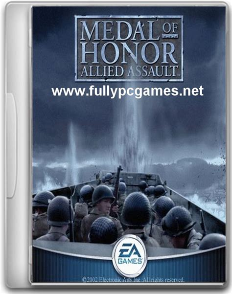 free download full version pc games medal of honor medal of honor allied assault game free download full