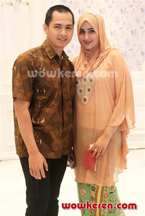 Baju Akad Nikah Alyssa Soebandono foto kurniawan dan tania nadira hadir di akad nikah dude harlino dan alyssa soebandono