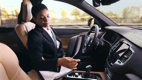 volvo autonomous cars media interface intellisafe auto pilot youtube