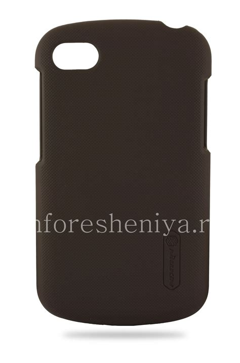 Blackberry Q10 Nillkin 1 фирменный пластиковый чехол крышка nillkin frosted shield для blackberry q10 у нас есть для