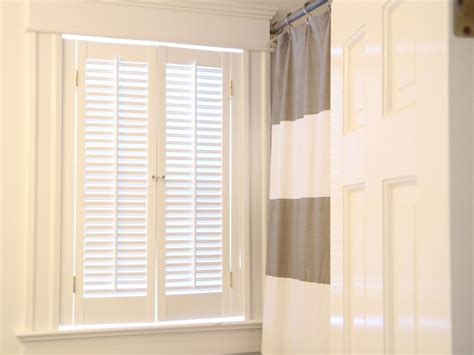 window shutters interior diy how to install interior plantation shutters how tos diy