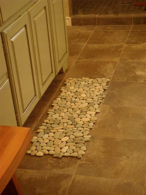 Pebble Bath Rug pebble bath rug or welcome mat 70 kara paslay design