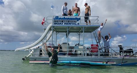 key west pontoon boat rentals cabins in key west audidatlevante