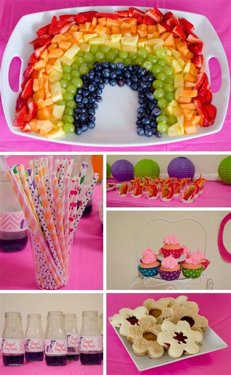 rainbows and sparkles birthday party ideas birthdays my little pony birthday party games luxury rainbow party
