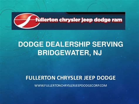 chrysler dealership in nj dodge dealership serving bridgewater nj