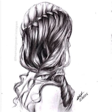 curly hairstyles drawing group of you go ahead let your hair down quot we heart