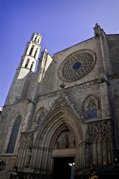 catedral del mar cathedral best 10 free things to do in barcelona wanderio blog