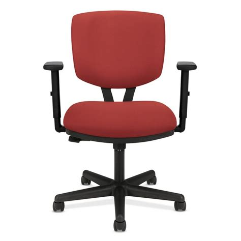 hon volt chair hon volt task chair with arms atwork office furniture canada