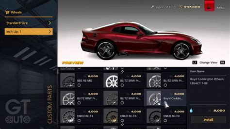 Schnellstes Auto Forza 6 by Gt6 New Screenshots Menu Tuning Dealerships More