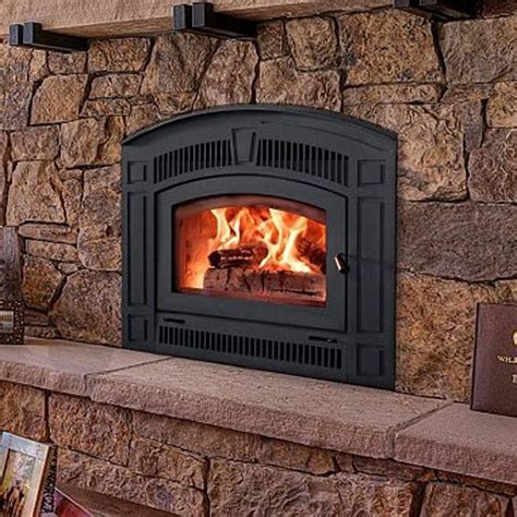 rsf pearl woodburning zero clearance fireplace fergus