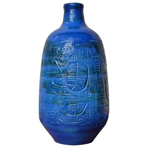 Floor Vases Ceramic by Carstens W German Ceramic Preshistoric Design Floor