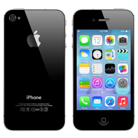 Iphone 4s 16gbwb apple iphone 4s 16gb black 360souq