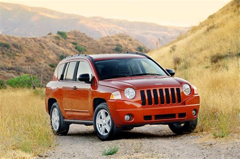 Jeep Compas 2008 Review 2008 Jeep Compass Sport 4x2 Photo Gallery Autoblog