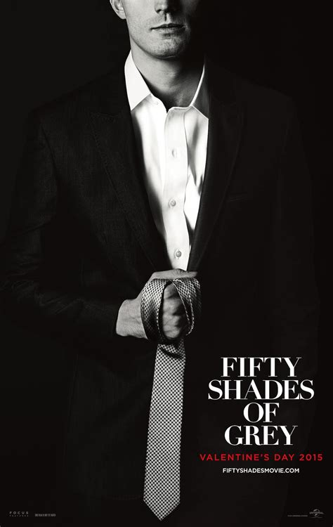 fifty shades of gray fifty shades of grey 2015 movie posters joblo posters