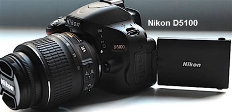 Kamera Nikon D5100 Di Indonesia spesifikasi dan harga kamera nikon d5100 tahun 2016