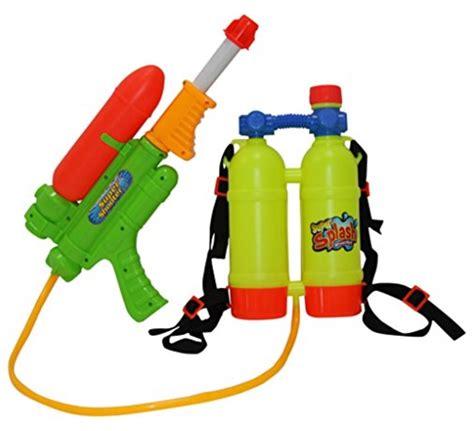 Water Gun With Backpack sintechno water gun review