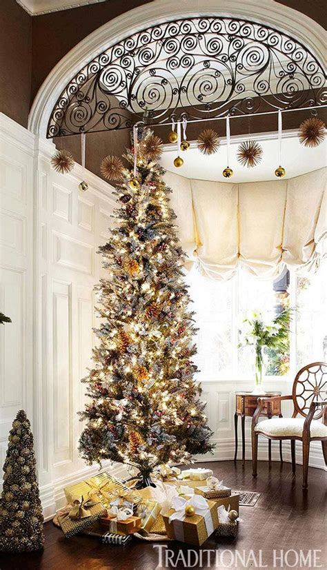 traditional home christmas decorating decorating christmas trees traditional home
