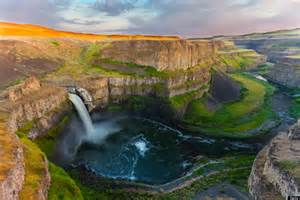 best places to visit in the us palouse falls in washington united states travels