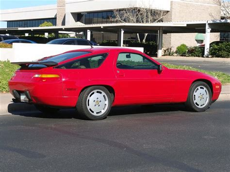 4 door porsche red 1989 porsche 928 s4 2 door coupe 89615