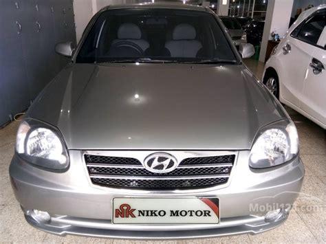 Hyundai Avega Gx 2010 jual mobil hyundai avega 2010 g 1 5 di jawa barat manual