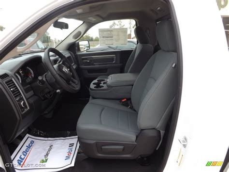 Ram Tradesman Interior by Black Diesel Gray Interior 2013 Ram 1500 Tradesman Regular