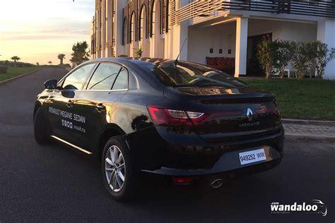 renault maroc lancement de la renault megane sedan au maroc en photos hd