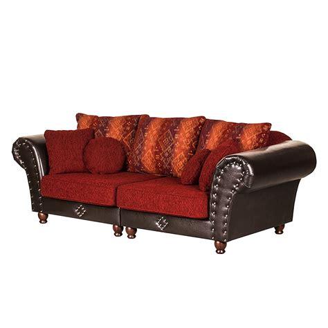 divani e divani pesaro gran divano pesaro similpelle tessuto prezzo e offerte