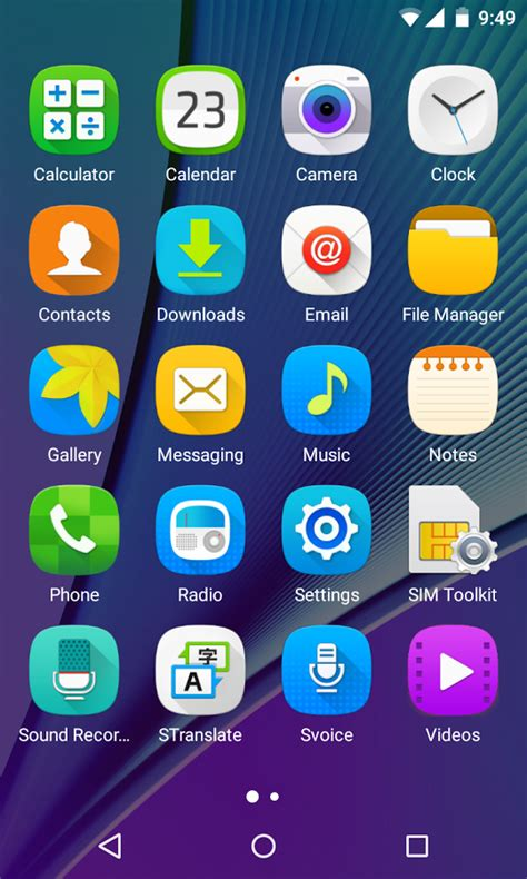 Themes Galaxy S6 Apk | theme galaxy s6 2 7 1 apk download android