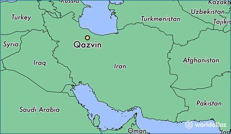 qazvin iran map where is qazvin iran where is qazvin iran located in