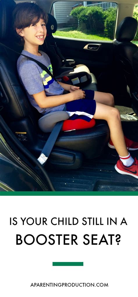when can a child be in a booster seat when can my stop using a booster seat in the car