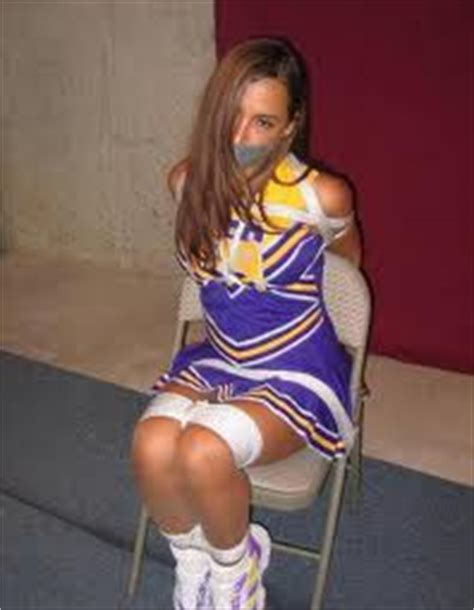 cheerleaders tied up cheer leader chair tied by pyroclaston3 on deviantart