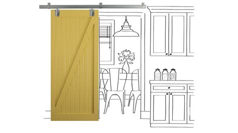 aida ausstattung how to build a sliding barn door barn door