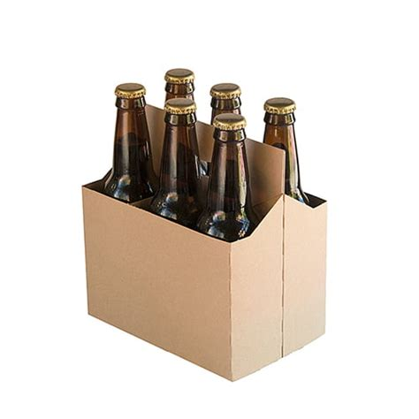 Bottle Carrier Template by Bottle Carriers Evermine