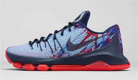 kd new year shoes 2015 nike basketball 4th of july collection sneaker bar detroit