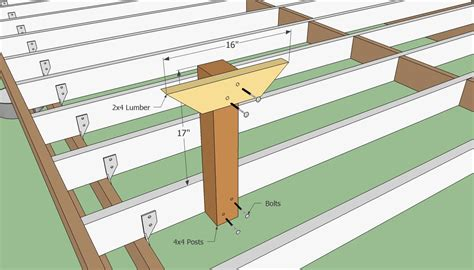 deck plans deck wood bench seat plans woodproject