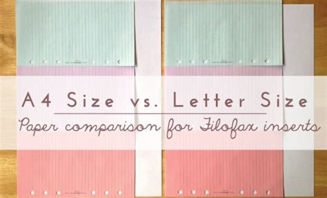 letter paper size a4 vs letter cover lime tree fruits 1434