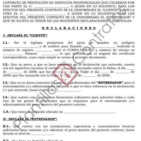 contrato de prestacion de servicios profesionales no contrato de prestacion de servicios profesionales