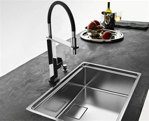 best kitchen sinks and faucets centinox kitchen sink by franke new for 2011