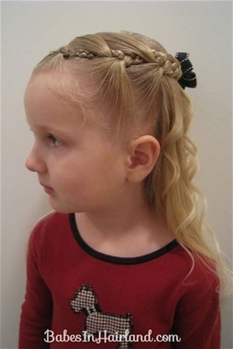 4 year old hairstyles for girls 37 creative hairstyle ideas for little girls