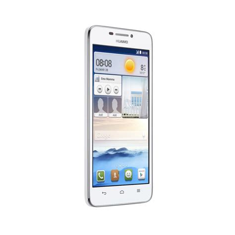 Android Huawei Ram 1gb huawei g630 smartphone 5 quot white android v4 3 1 2ghz ram da 1gb rom da 4gb