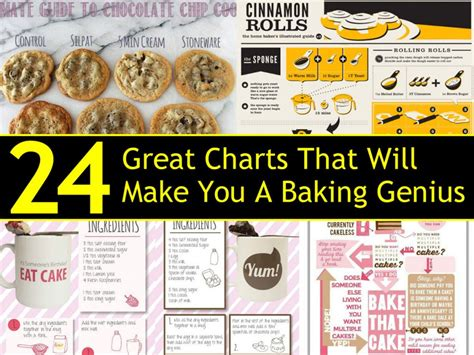 what makes a genius raise our with great personality using four secret basic shapes books 24 great charts that will make you a baking genius