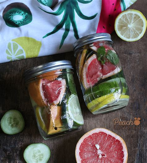 Grapefruit Juice Detox by Grapefruit Lemon And Lime Detox Water The Kitchen