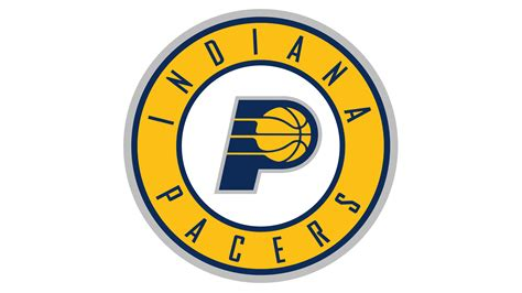 indiana pacers colors indiana pacers logo interesting history of the team name