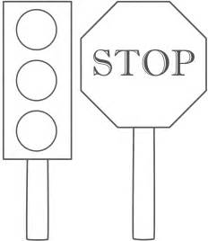 stop sign coloring page sign coloring page clipart clipart suggest