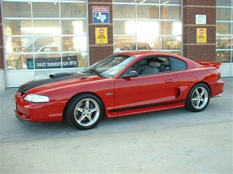 1998 ford mustang cobra parts car autos gallery